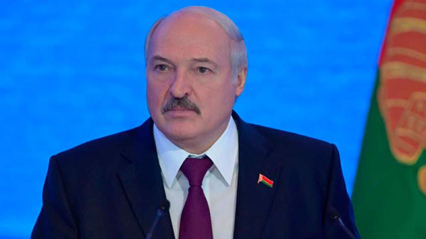 Лукашенко: Выборы президента Беларуси пройдут строго по закону