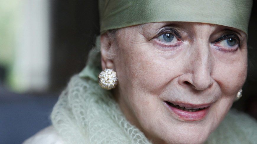 В Италии умерла знаменитая актриса Валентина Кортезе