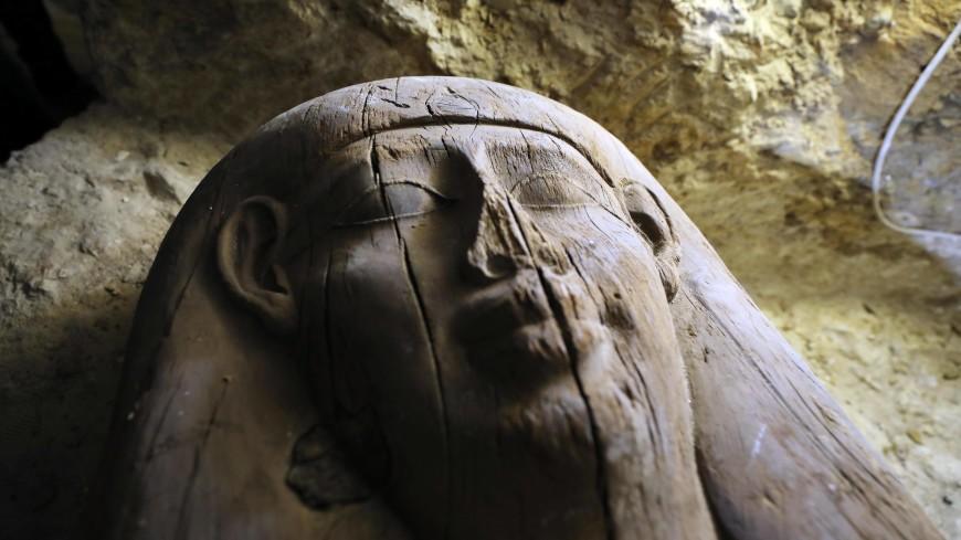 Российские ученые раскрыли тайну древнеегипетских мумий