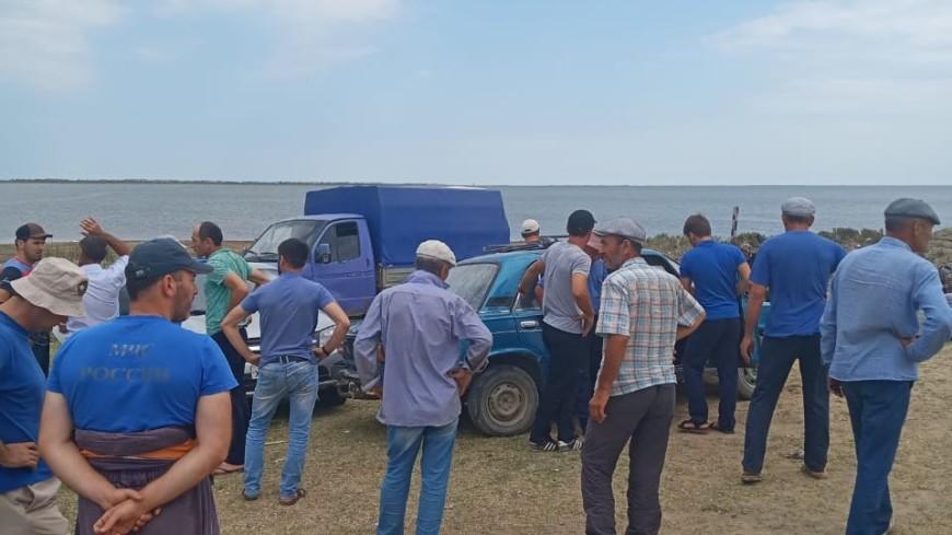 Три девочки погибли в Каспийском море во время купания