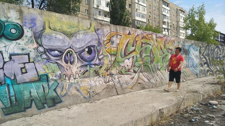 Бишкек в красках: как столица Кыргызстана постепенно превращается в масштабное арт-пространство