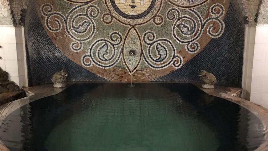 Пять причин посетить летом Тбилисские Серные бани