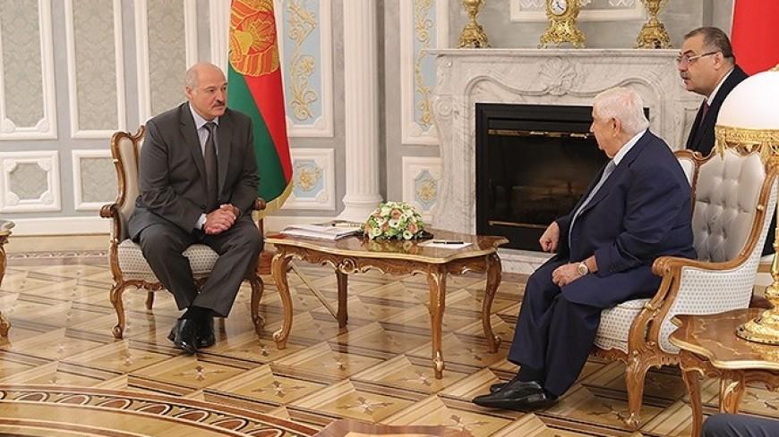 Лукашенко: Беларусь всегда была на стороне сирийского народа