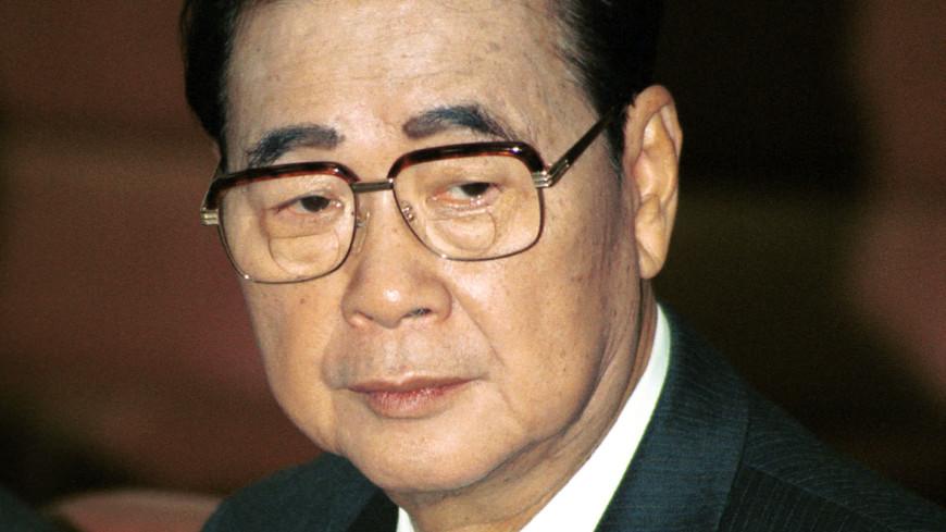 В Пекине умер бывший премьер Госсовета КНР Ли Пэн