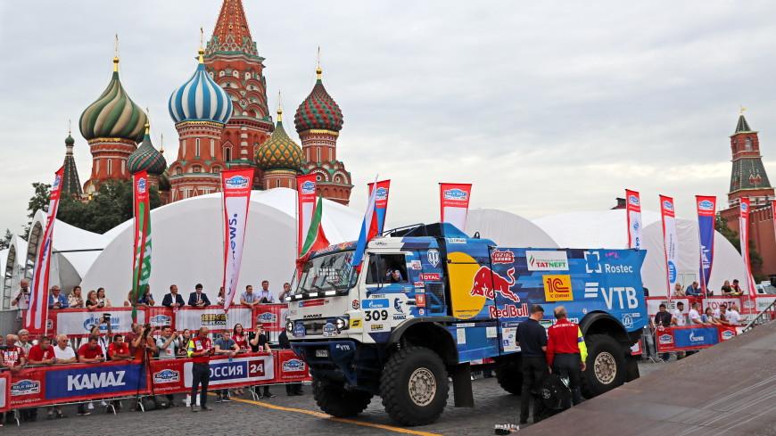 Путин: Юбилейное ралли «Шелковый путь» станет мировым событием