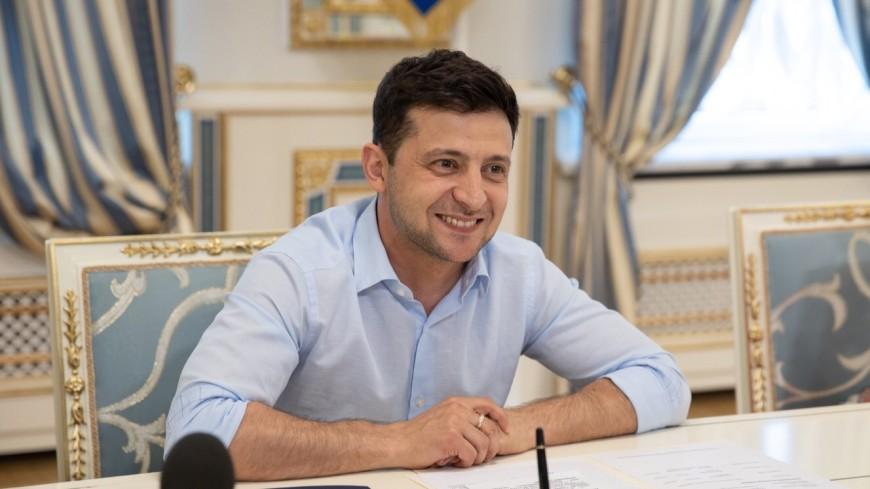 «Квартал 95» впервые спародировал президента Зеленского