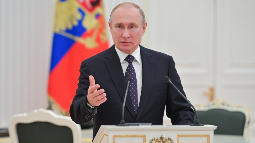 Путин: Россия должна войти в число лидеров по технологиям