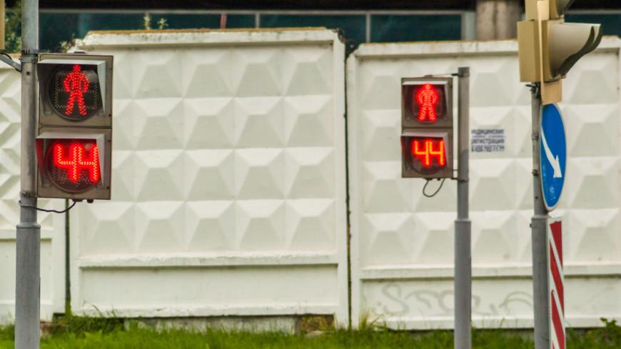 В России появятся турбоперекрестки и квадратные светофоры
