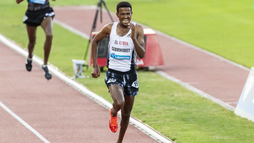 Эфиопский стайер поспешил отпраздновать победу и прибежал десятым (ВИДЕО)