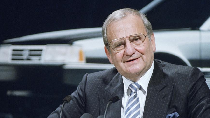 Умер бывший глава компании Chrysler Ли Якокка