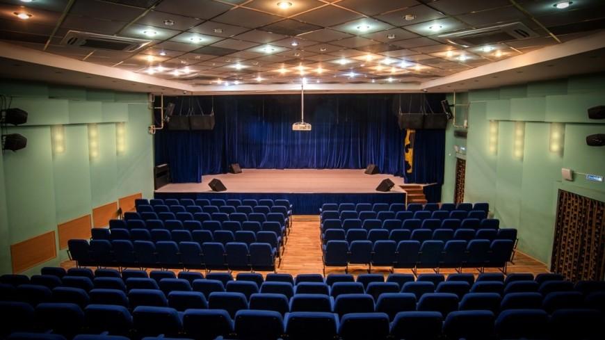 В Москве построят около 30 музеев и театров