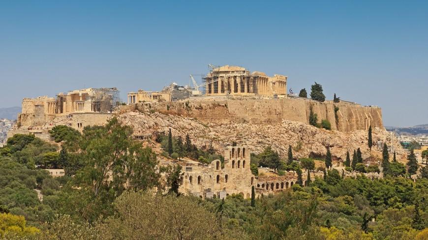 Афинский Акрополь закроют для посетителей из-за невыносимой жары
