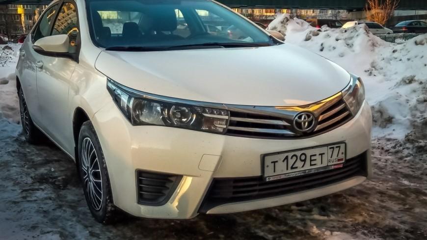 Toyota тестирует автомобили с солнечными батареями