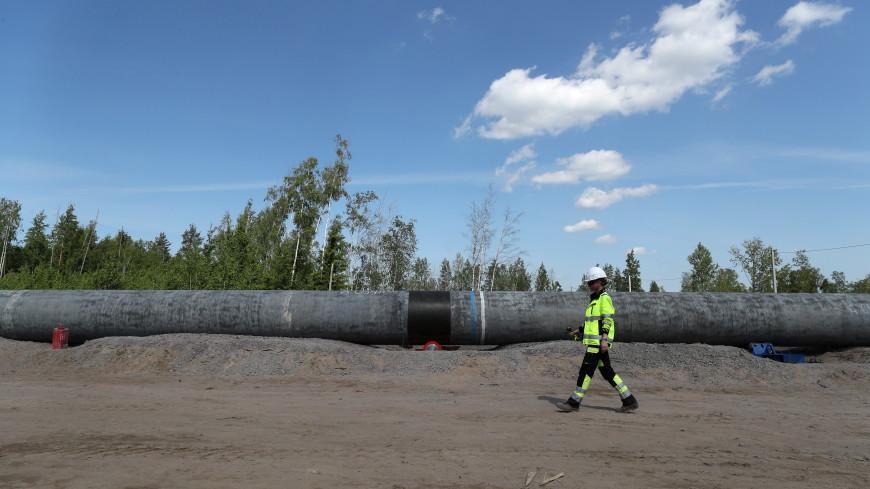Стало известно, когда пойдет первый газ по «Северному потоку – 2»