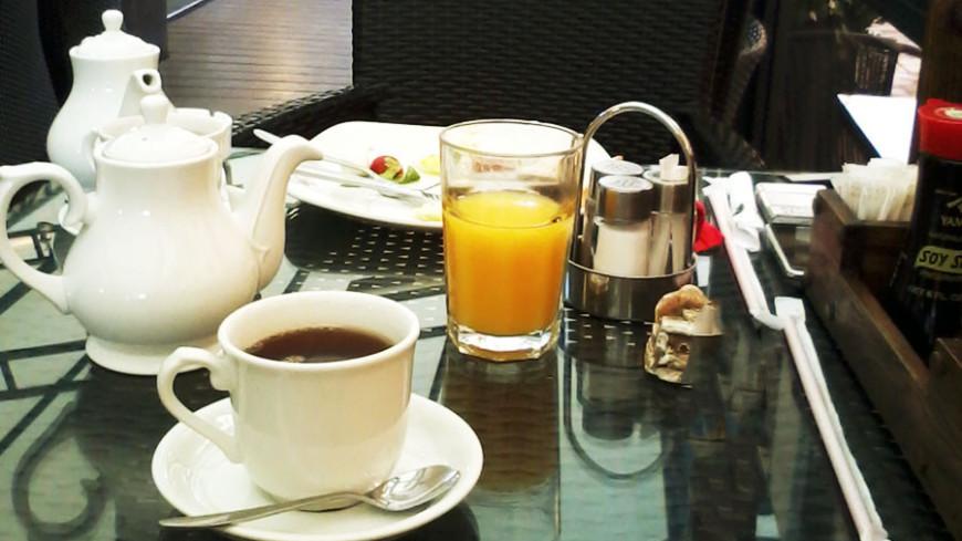 "Фото: Елена Андреева ""«Мир24»"":http://mir24.tv/, веранда, завтрак, кафе, ресторан"