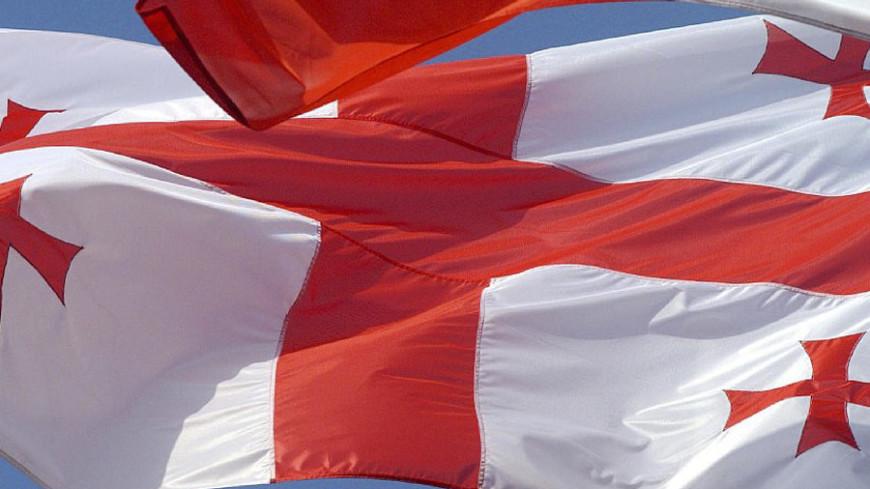 "Фото: ""Совет Европы"":http://av.coe.int/, флаг грузии"