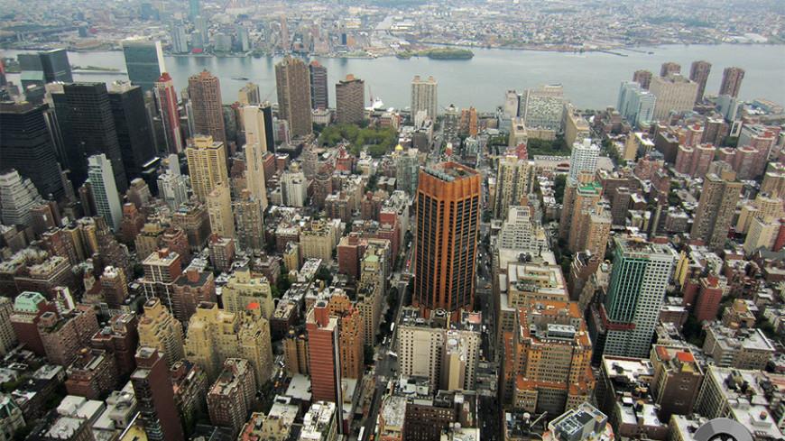Отключение электричества произошло в сердце Нью-Йорка – на Манхэттене