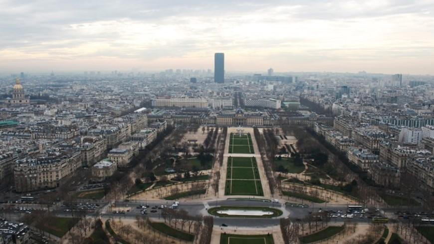 """© Фото: Елизавета Шагалова, """"МТРК «Мир»"""":http://mir24.tv/, франция, париж"""