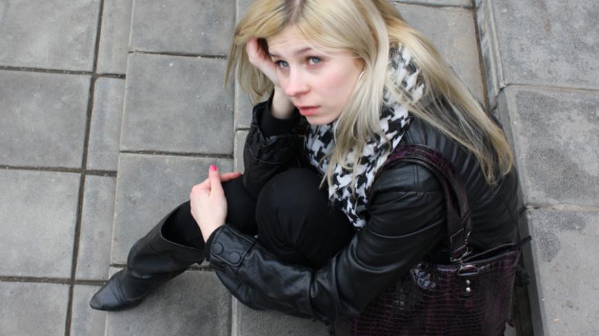 "Фото: Елена Андреева, ""«Мир24»"":http://mir24.tv/, девушка, эмоции, грусть"