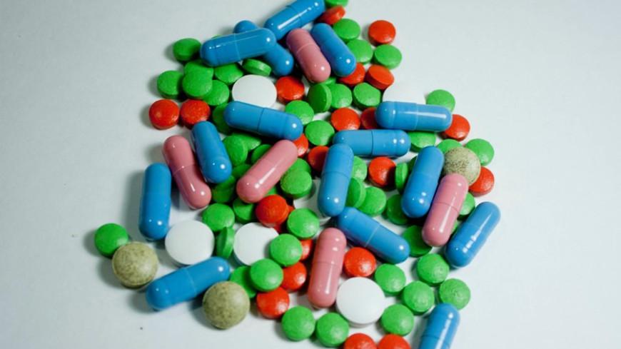 "Фото: Елена Андреева, ""«Мир24»"":http://mir24.tv/, лекарства, таблетки"