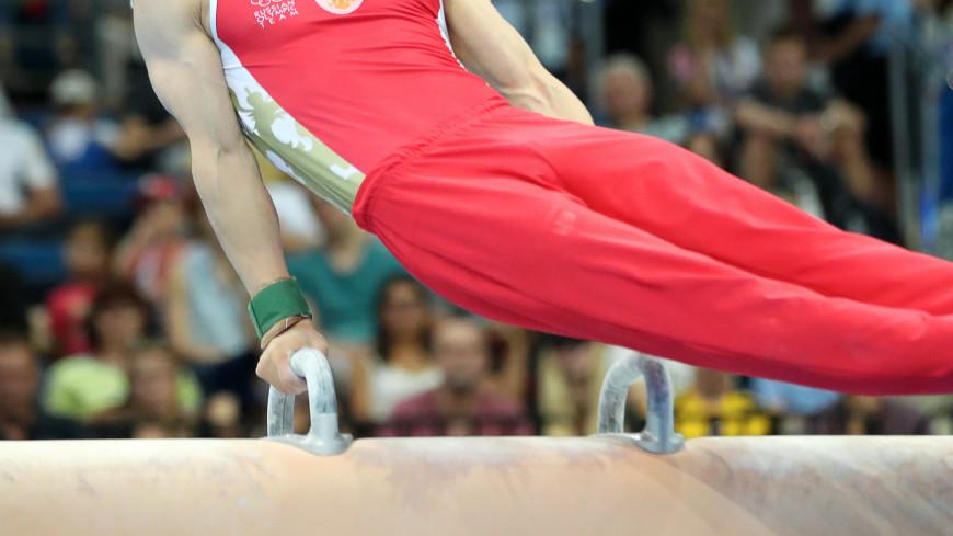 Гимнаст Прокопьев завоевал золото в вольных упражнениях на Универсиаде