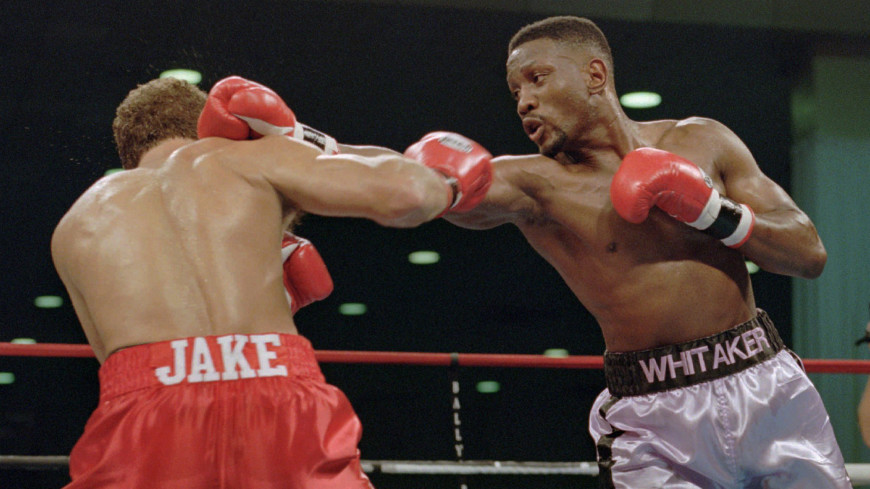 Американский боксер Пернелл Уитакер погиб в ДТП