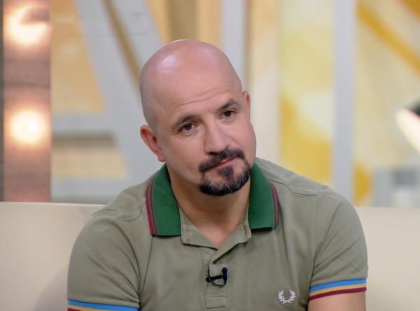 Егор Дружинин: Цискаридзе всегда ревновал ко мне мою жену. ЭКСКЛЮЗИВ