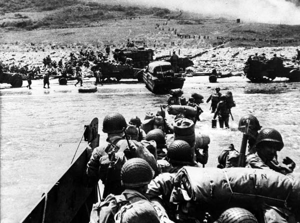 Операция «Оверлорд»: как открывали Второй фронт