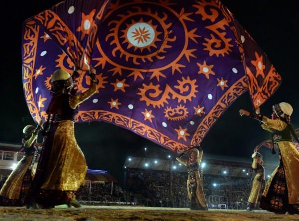 Парад батыров и кок-бору: Нур-Султан примет фестиваль кочевников