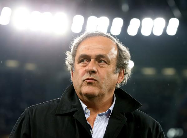 Экс-президент УЕФА Платини арестован по подозрению в коррупции