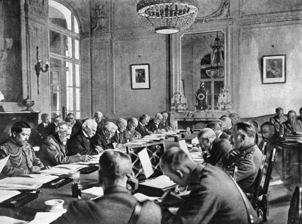 Унижение в Версале. Как подписывали исторический договор
