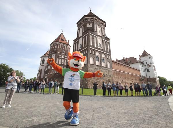 «Пламя мира» завершает свое путешествие по Беларуси