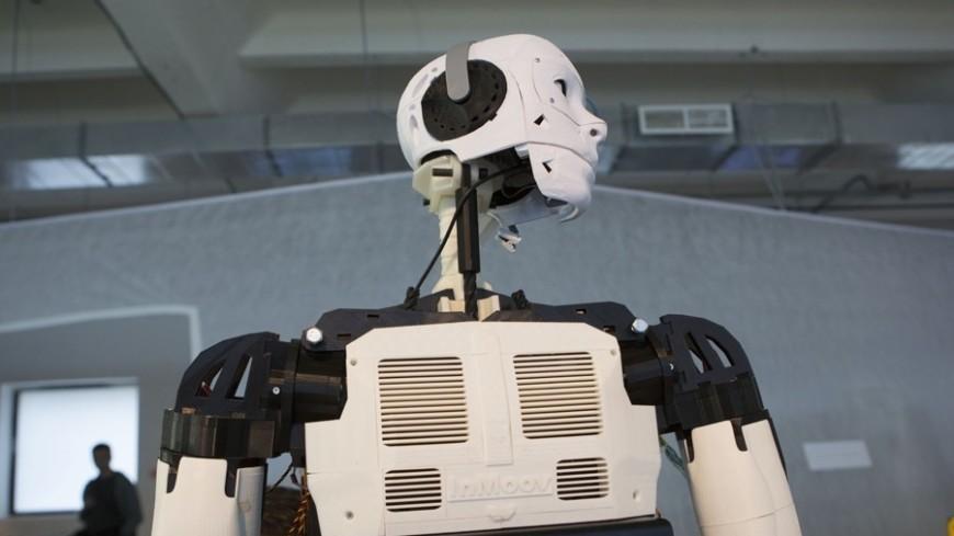 "Фото: Алан Кациев, ""«Мир 24»"":http://mir24.tv/, робот"