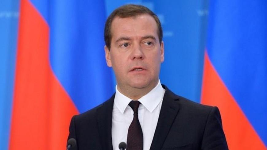 Дмитрий Медведев поделился живописной фотографией России