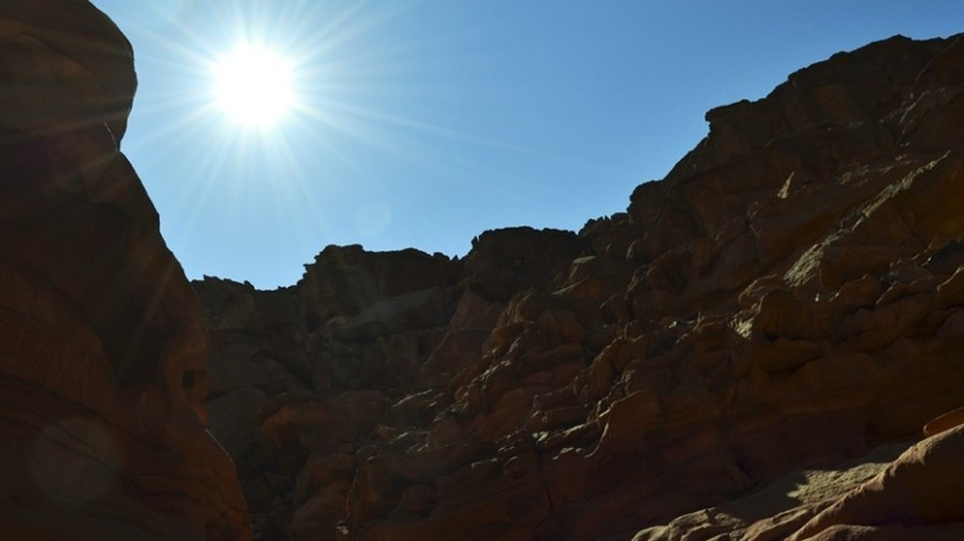 "© Фото: ""Анжелика Сафронова, «Мир 24»"":http://mir24.tv/, пустыня, солнце"