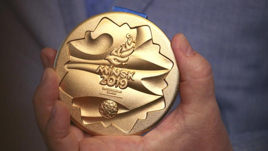 Россиянка Зыкова взяла золото в стрельбе на Европейских играх