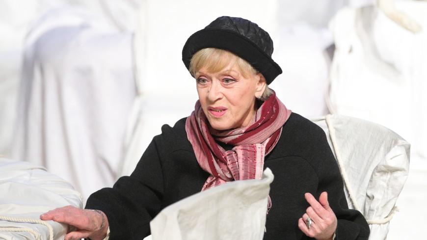 Алиса Фрейндлих снова стала прабабушкой