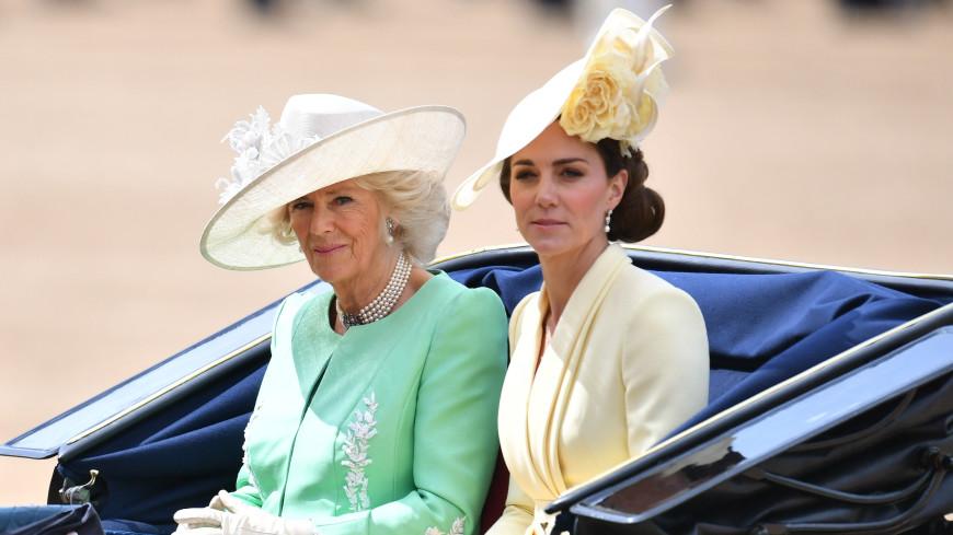 Кейт Миддлтон появилась на параде в образе королевы Испании