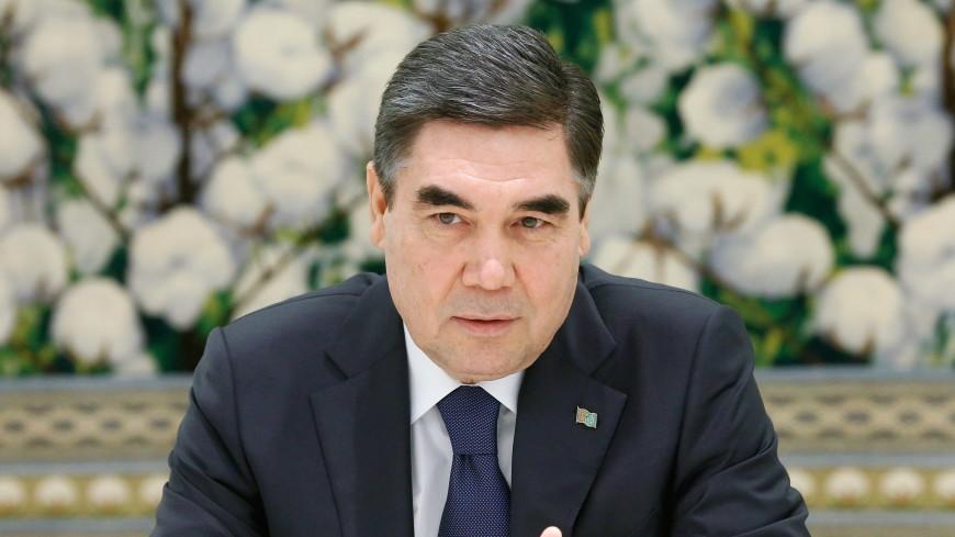 Бердымухамедов выразил уверенность в укреплении дружбы Казахстана и Туркменистана