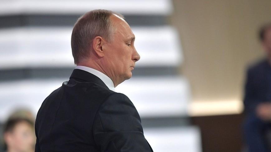 Путин подписал закон о защите дольщиков при банкротстве застройщика