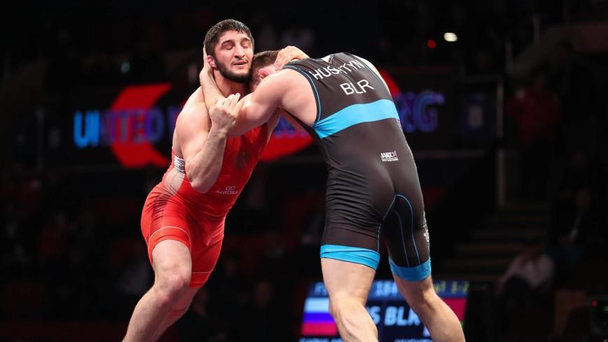 Российские борцы Садулаев и Братчикова получили золото и серебро Европейских игр