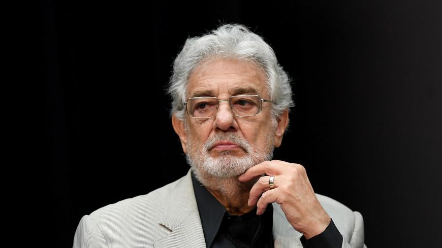 Пласидо Доминго потерял голос перед спектаклем в Санкт-Петербурге
