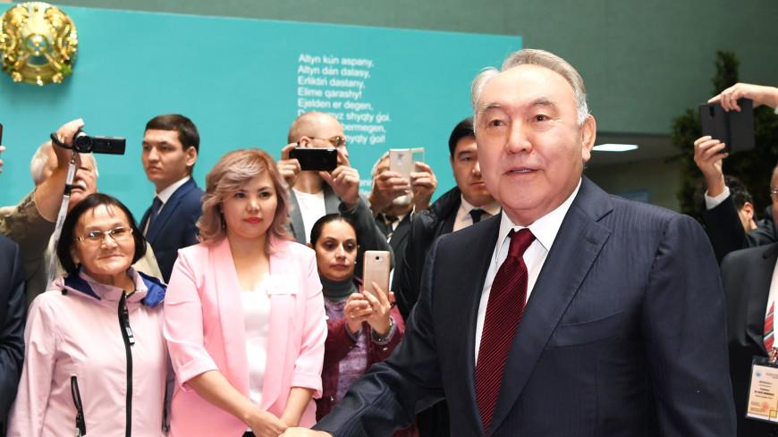 Назарбаев: Народ выбирает не только человека, но и свою судьбу