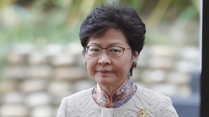 Глава Гонконга извинилась за закон об экстрадиции