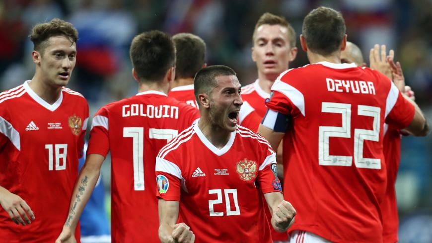 Еще один шаг к Евро-2020: сборная России обыграла Кипр