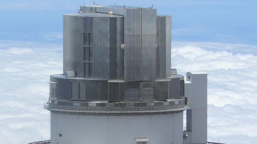 Телескоп Subaru за десять месяцев открыл 1824 сверхновых звезды