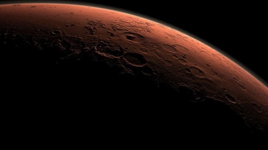 Curiosity нашел на Марсе свидетельство наличия микроорганизмов