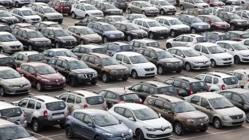 Экспорт легковых авто из России увеличился почти на 30%