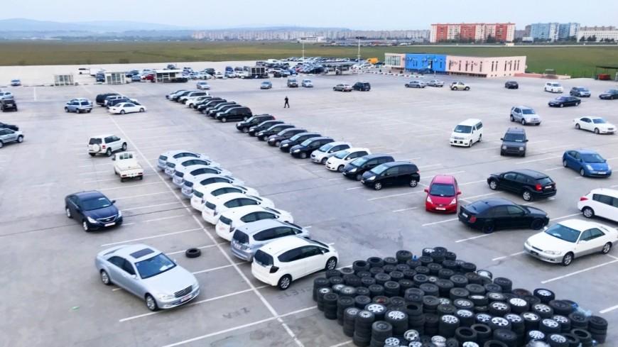 Эксперты подсчитали в России количество машин старше 30 лет