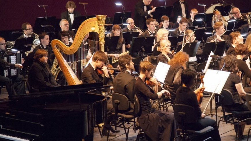В Мариинском театре исполнили «Ленинградскую симфонию»